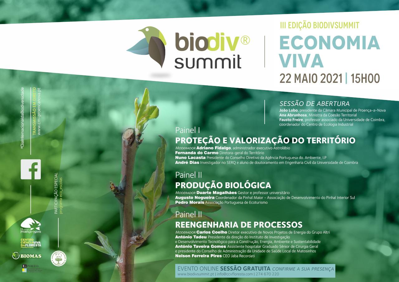 Cartaz BiodivSummit